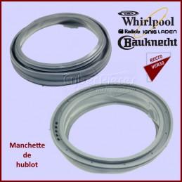 Manchette de hublot Whirlpool 480111100188 CYB-053853