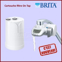 Cartouche filtre On Tap Brita 1037003 CYB-422307