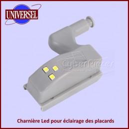 Charnière Led pour éclairage des placards CYB-238298