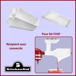 Récipient avec couvercle FVSP Kitchenaid CYB-110471