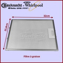 Filtre à graisse Whirlpool 480122102169 CYB-176729