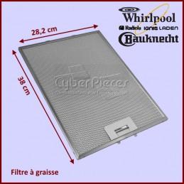 Filtre à graisse Whirlpool 480122102174 CYB-176736