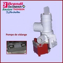 Pompe de vidange sans hélice Brandt L71A001I7 CYB-001298