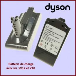 Batterie de charge avec vis SV12 et V10 Dyson 96935207 CYB-057264