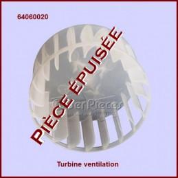 Turbine de ventilateur...