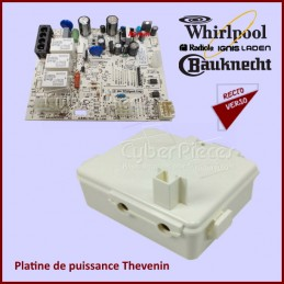 Carte electronique Whirlpool 481221470314 CYB-180719