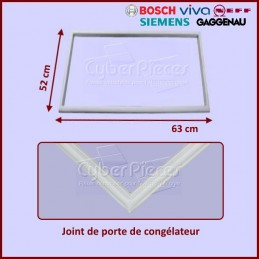 Joint de porte congélateur Bosch 00218786 CYB-284684