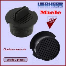 Filtre à charbon WF090 cave à vin 7433243 (Lot de 2) CYB-024938