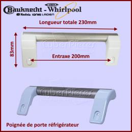 Poignée de porte Whirlpool 480132101115 CYB-422741
