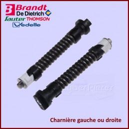 Charnière gauche ou droite Brandt 76X3154 CYB-427531