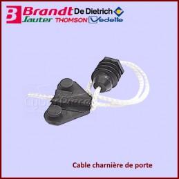 Cable charnière de porte Brandt VC4B000F8 CYB-148634