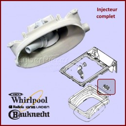 Injecteur complet Whirlpool 481252648122 CYB-146814