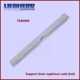 Support tiroir supérieur droit Liebherr 7430494 CYB-158626