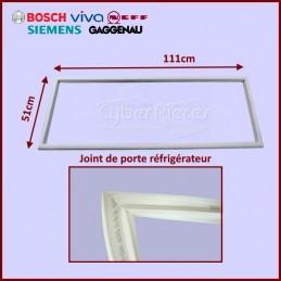 Joint de porte 111x51cm Bosch 00713064 CYB-337175