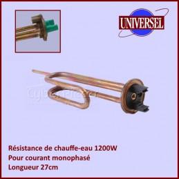Resistance Chauffe Eau...