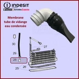 Membrane tube de vidange Indesit C00505972 CYB-277990