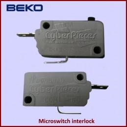 Microswitch interlock Beko 9178003594 CYB-026314