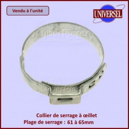 Collier de serrage 61-65mm à la pièce CYB-147712