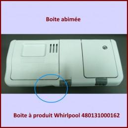 Boite à produit Whirlpool 480131000162 ***abimée*** Ocass-231886