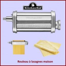 Rouleau à lasagnes maison Kitchenaid 5KSMPRA-L CYB-199162