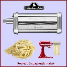 Rouleau à spaghettis maison Kitchenaid 5KSMPRA-S CYB-127363