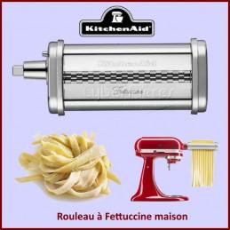 Rouleau à Fettuccine maison Kitchenaid 5KSMPRA-F CYB-323222