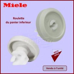 Roulette de panier inferieur MIELE 2372352 CYB-382052