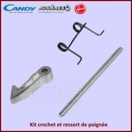 Kit crochet et ressort de poignée Candy 49007928 CYB-026673