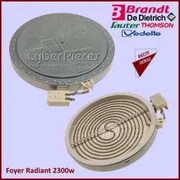 Foyer Radiant 2300w Brandt 72X3986 CYB-116176