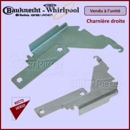 Charnière droite Whirlpool 481241718773 CYB-189699