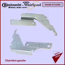 Charnière gauche Whirlpool 481241718774 CYB-189705