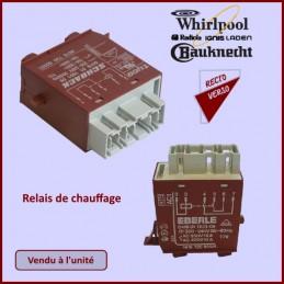 Relais de chauffage Whirlpool 481228058006 CYB-312417