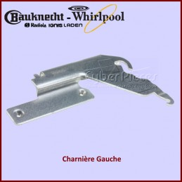 Charnière Gauche Whirlpool 481010519781 CYB-313643