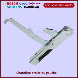 Charnière droite ou gauche Bosch 00492291 CYB-330480