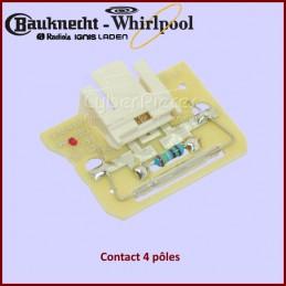 Contact sel 4 pôles Whirlpool 480140102244 CYB-178396