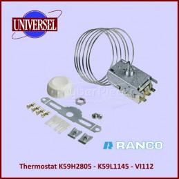 Thermostat RANCO K59H2805 - Varifix VI112 CYB-021234