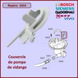 Couvercle pompe de vidange Bosch 00611322 CYB-296953