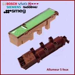 Allumeur 5 feux Smeg 810020139 CYB-263863