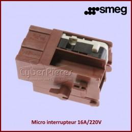 Micro interrupteur Smeg 814490843 CYB-263832