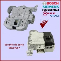 Securite de porte DKS67617 Bosch 00638259 CYB-246545