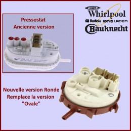 Pressostat Lave Linge Whirlpool 480111100005 CYB-183772