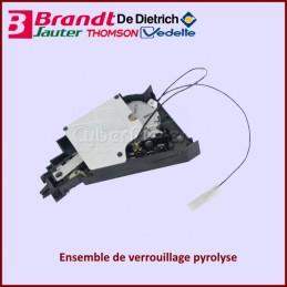 Platine de verrouillage Brandt 78X2268 CYB-248839