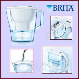 Carafe BRITA Marella blanche 2,4 litres CYB-032766