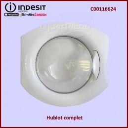 Hublot Complet Indesit C00116624 CYB-049641