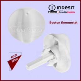 Bouton trimmer blanc Indesit C00507349 CYB-331029