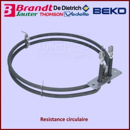 Resistance circulaire 2000W Brandt 77X2543 CYB-247818