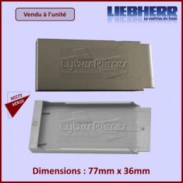 Cache vis inox pour poignée Liebherr 9290878 CYB-052931