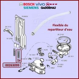 Flexible du repartiteur d'eau Bosch 00263099 CYB-248761
