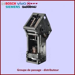 Groupe de passage cafetière Bosch 00647861 CYB-299244