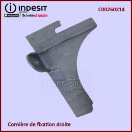 Cornière de fixation droite Indesit C00260214 CYB-344067